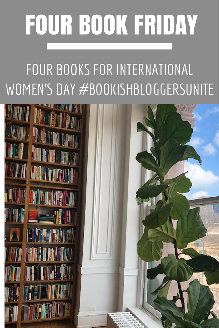 Four Book Friday | International Womens Day.png