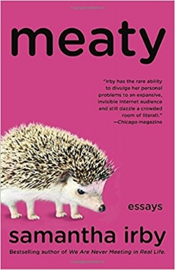 Meaty | April 2018 | TBR Etc