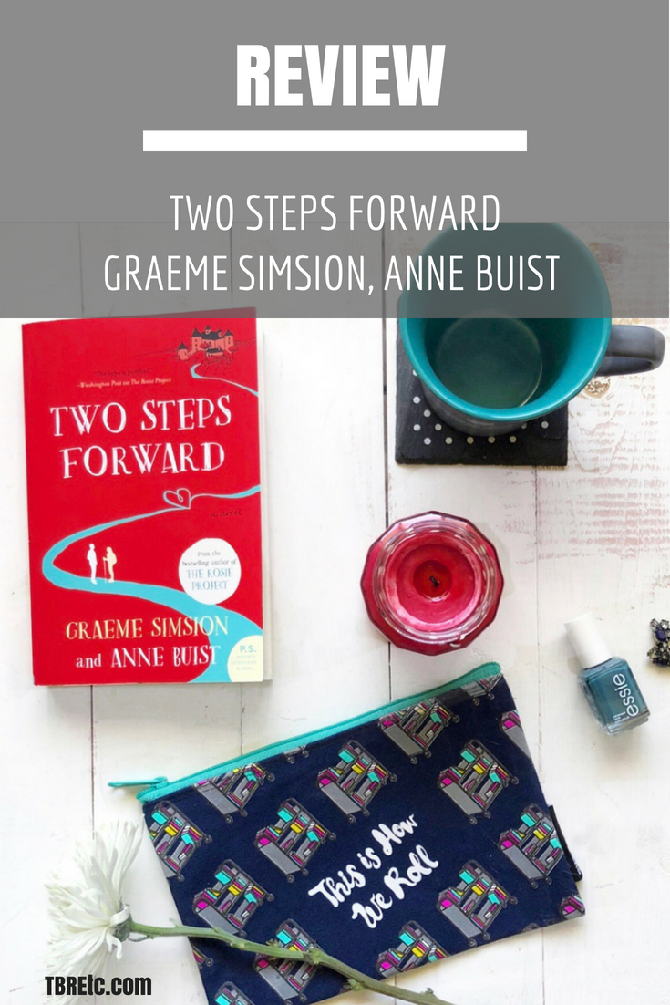 Review | Two Steps Forward | TBR Etc.