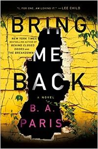Bring Me Back   June Recommendations   TBR Etc.