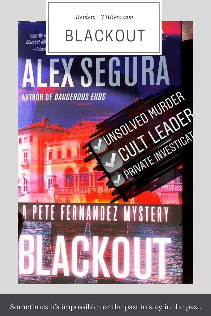 ARC Review Blackout Alex Segura