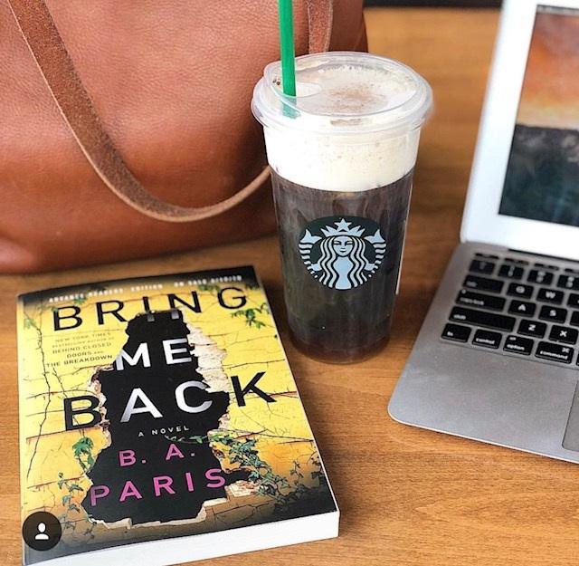 Bring Me Back | TBR Etc.