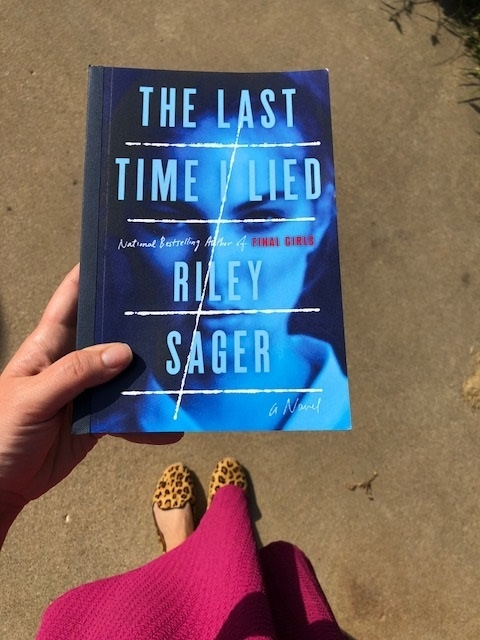 The Last Time I Lied | TBR Etc.