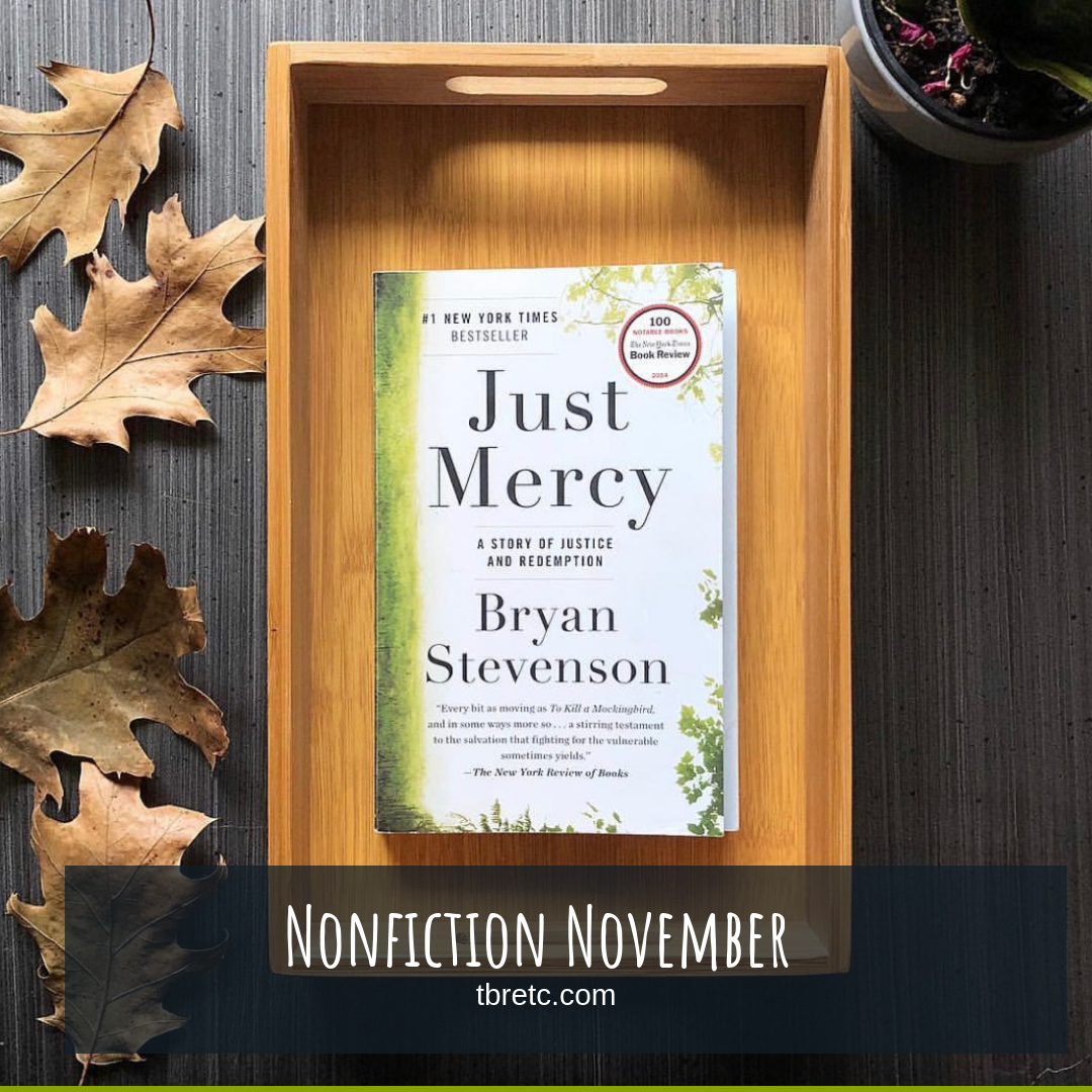 Just Mercy | TBR Etc