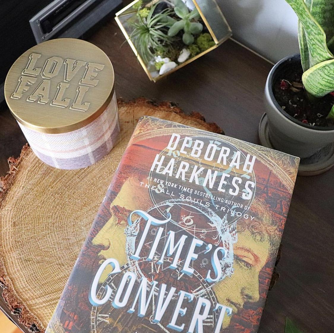 Time's Convert | TBR Etc.