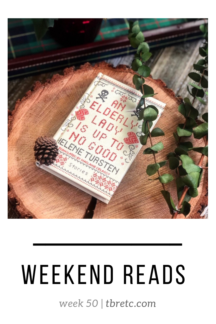 Weekend Reads | Week 50 #linksIlove