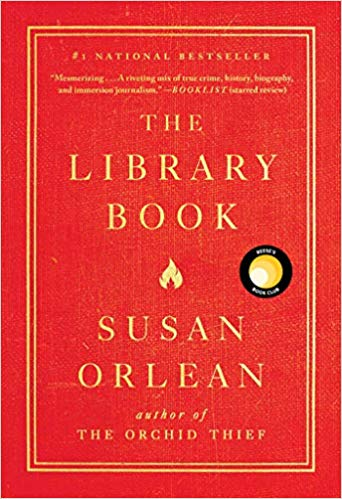 The Library Book   Reading Week 1.28.19   TBR Etc.
