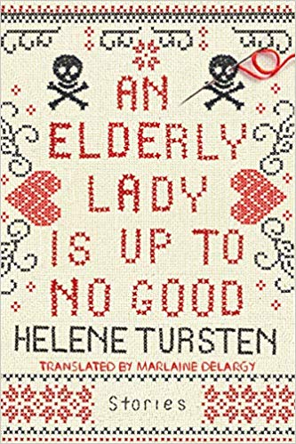 An Elderly Lady is Up to No Good   Reading Week 1.28.19   TBR Etc.