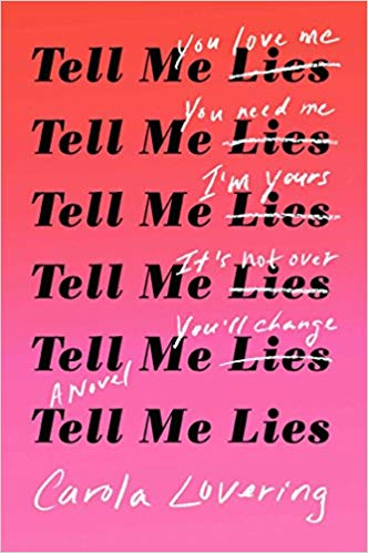 Tell Me Lies | Fifteen Book Club Friendly Picks | TBR Etc.