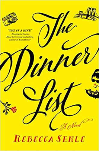 The Dinner List | Fifteen Book Club Friendly Picks | TBR Etc.