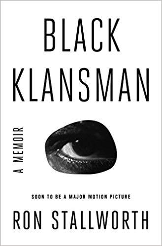 Black Klansman: A Memoir | TBR Etc.