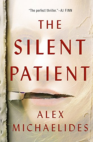 The Silent Patient | Reading Week 3.4.19 | TBR etc.