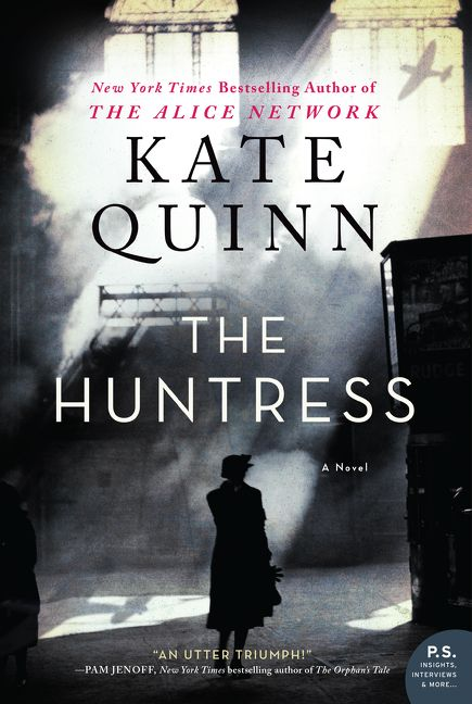 The Huntress | Reading Week 3.4.19 |  TBR etc.