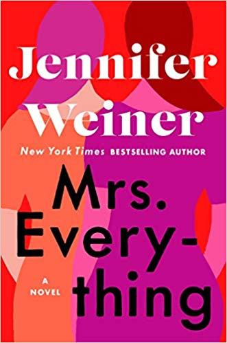 Mrs Everything   Reading Week 3.11.19   TBR etc.