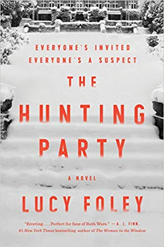 The Hunting Party | Reading Week 3.11.19 | TBR etc.