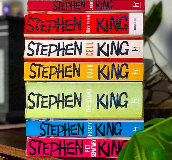 Stephen King Hodder Paperbacks | TBR etc.