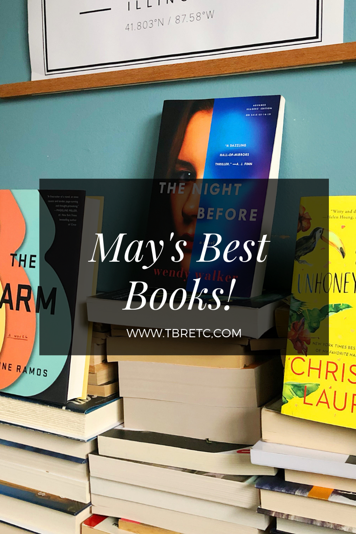 May's Best New Books! | TBR. etc. #newbooks #bookrecommendations