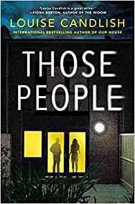 Those People | TBR etc.