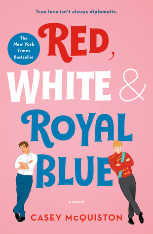 Red, White, and Royal Blue | TBR etc.