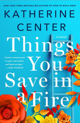Things You Save in a Fire | TBR etc.