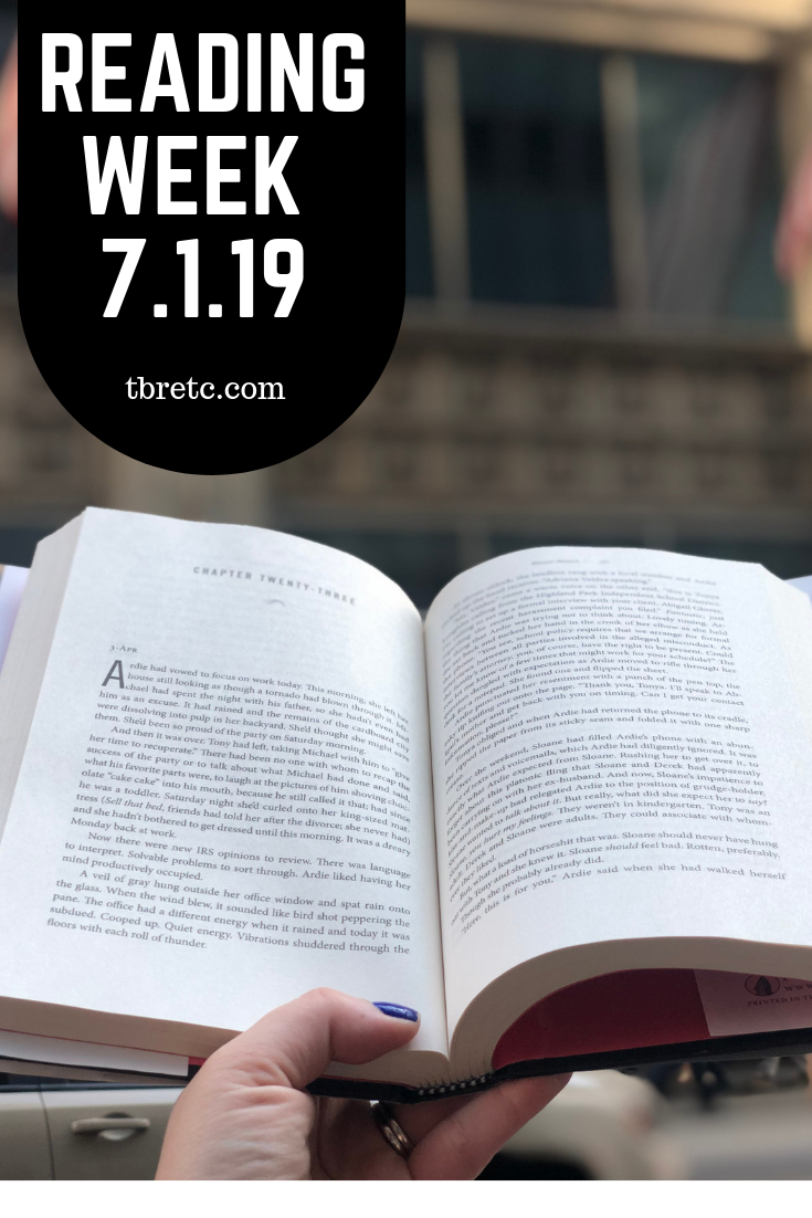 Reading Week 7.1.19