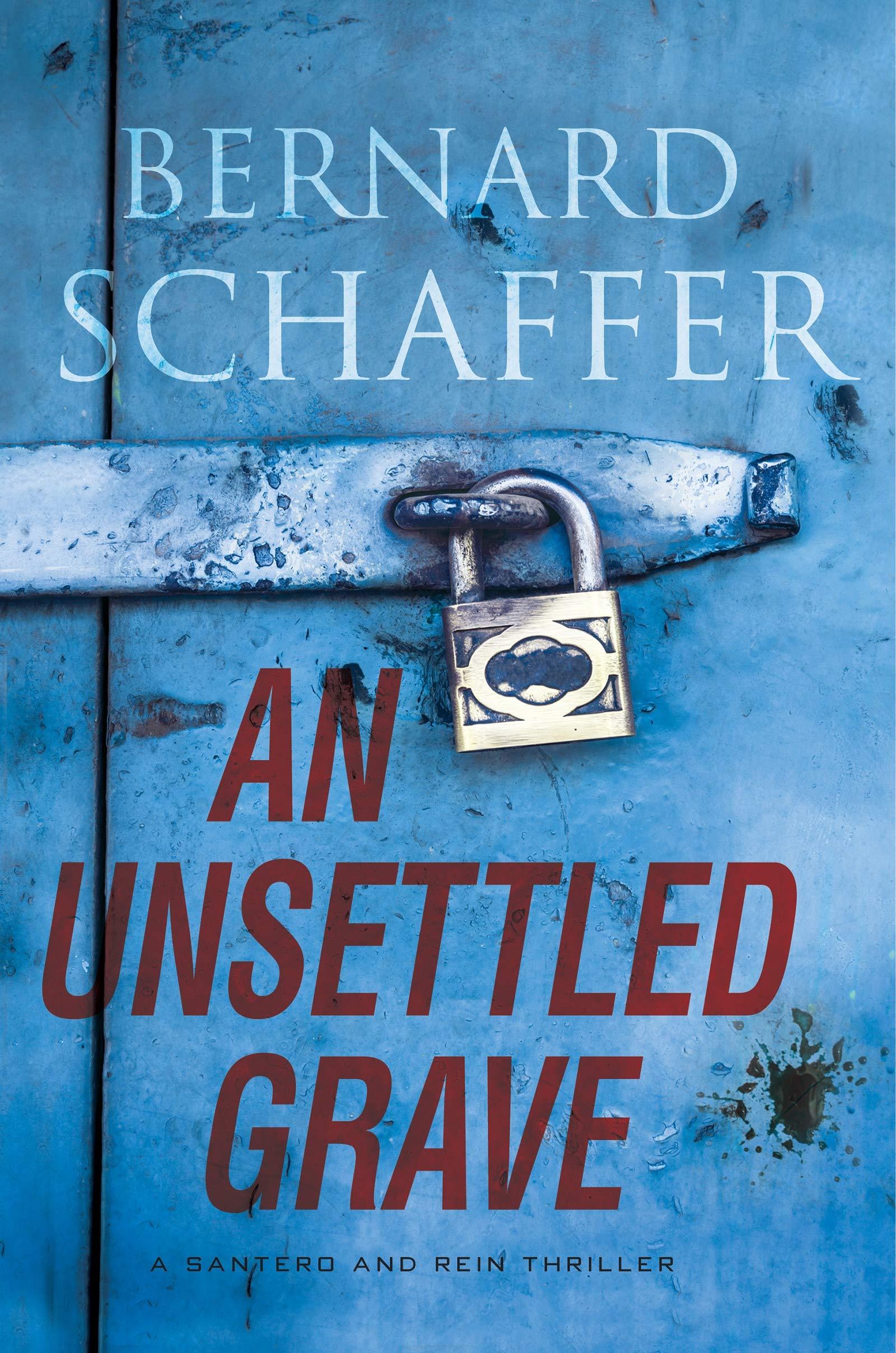 An Unsettled Grave | TBR etc.