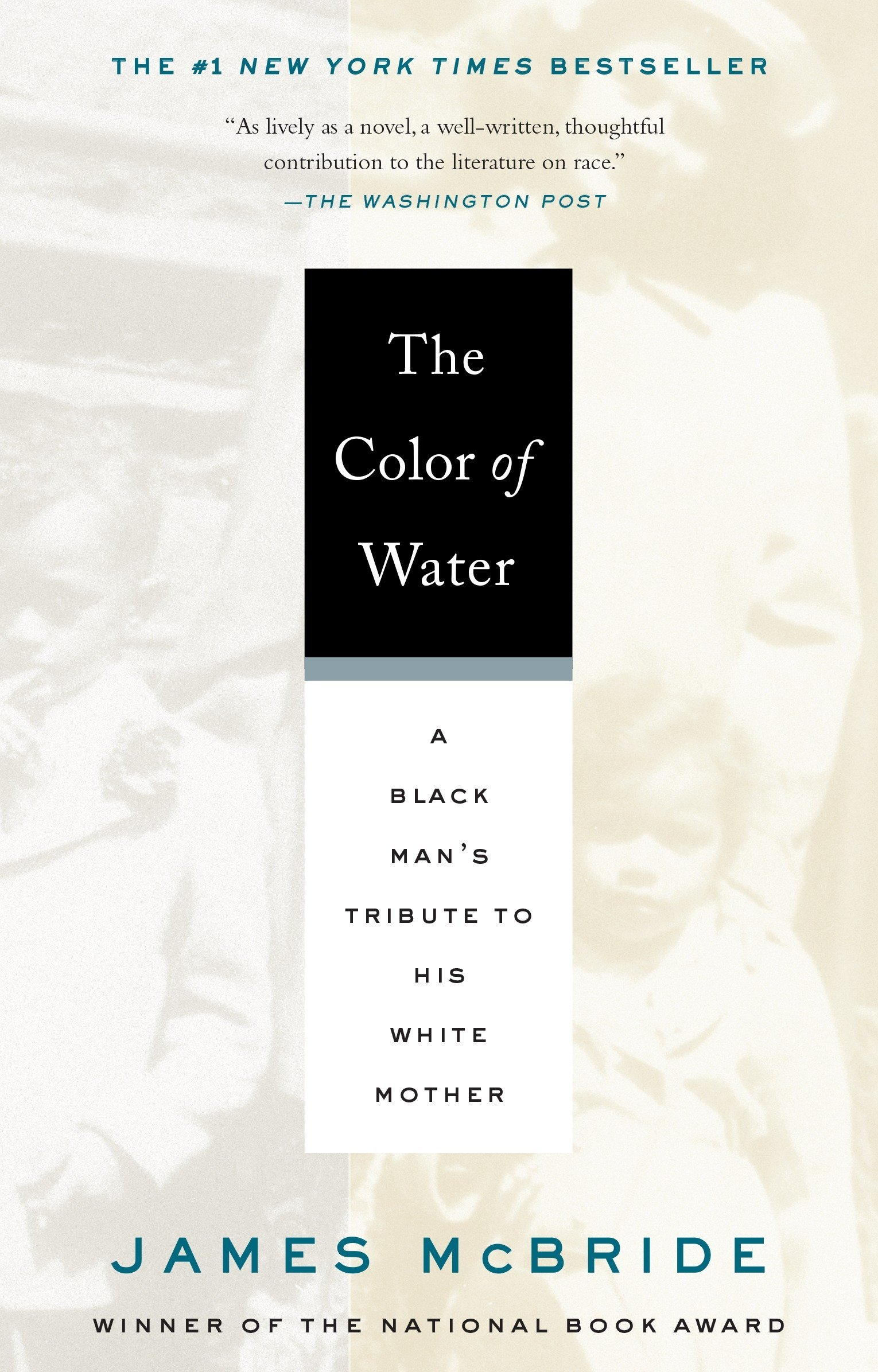 The Color of Water | TBR etc.
