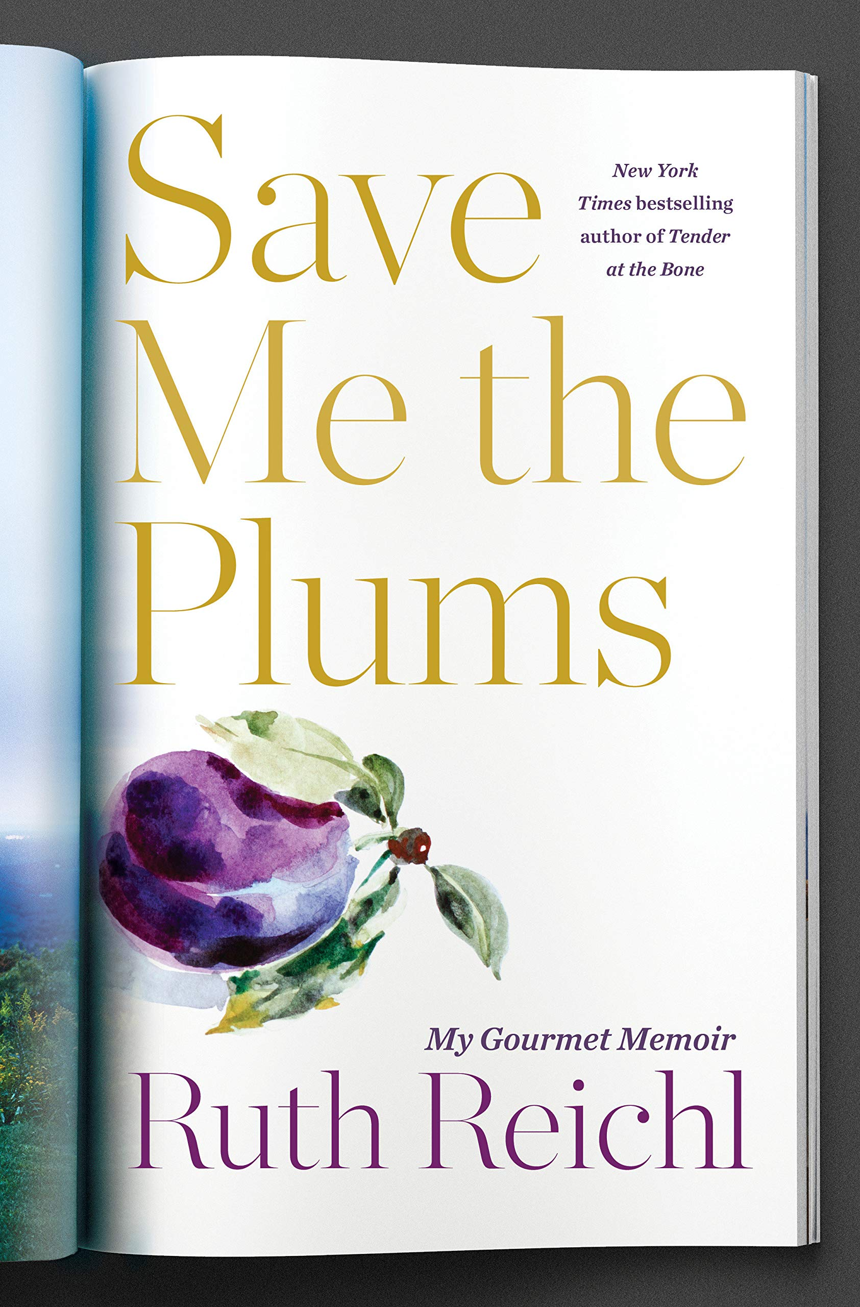 Save Me the Plums | TBR etc.