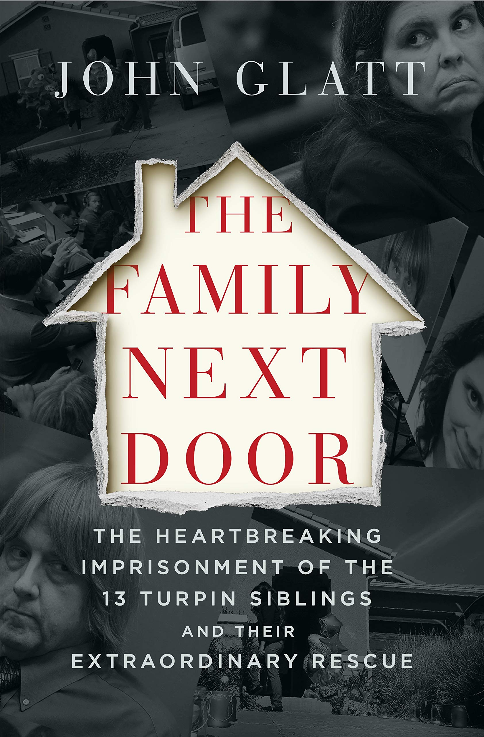 The Family Next Door | TBR etc.