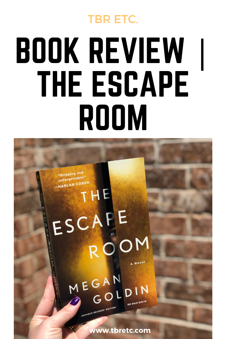 Review of The Escape Room | TBR etc.