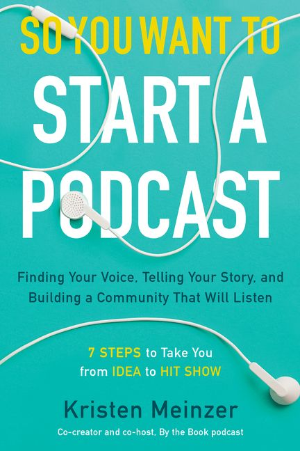 So You Want to Start a Podcast | TBR etc.