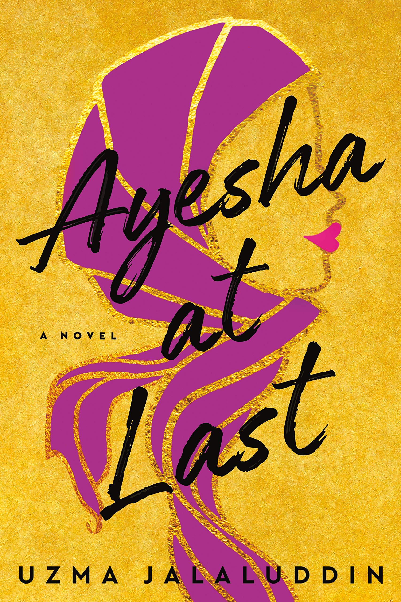 Ayesha At Last | Reading Week 8.26.19 | TBR etc.