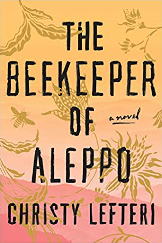 The Beekeeper of Aleppo . Christy Lefteri.jpg