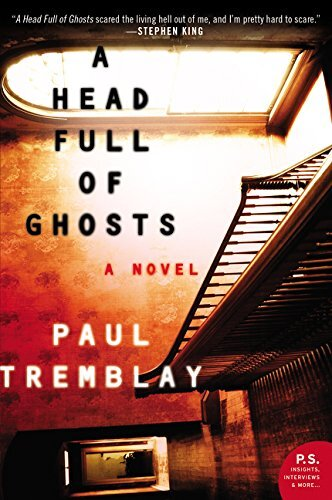 A Head Full of Ghosts | Massive List of Creepy Books to Read this October! TBR etc.