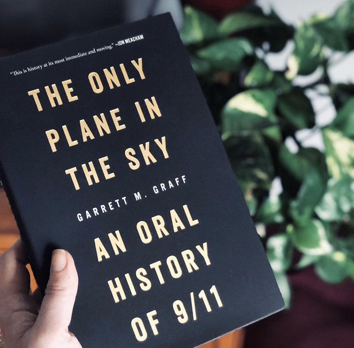 The Only Plane in the Sky | Reading Week | TBR, etc.