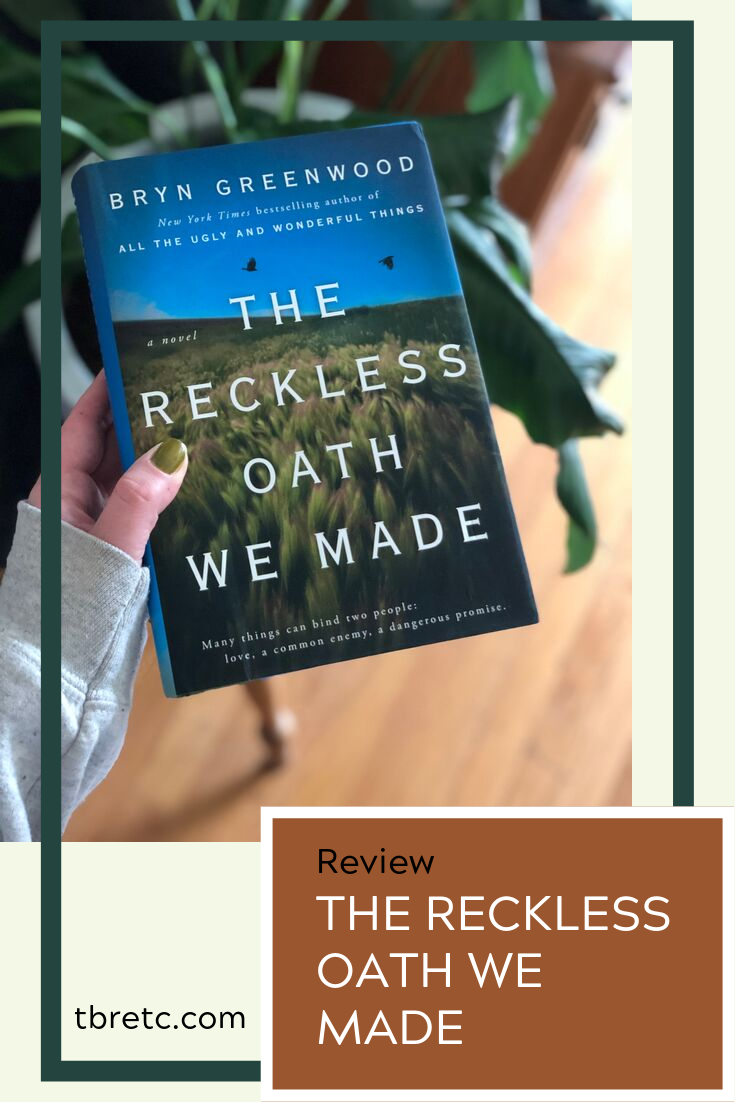 The Reckless Oath We Made Review | TBR, etc.