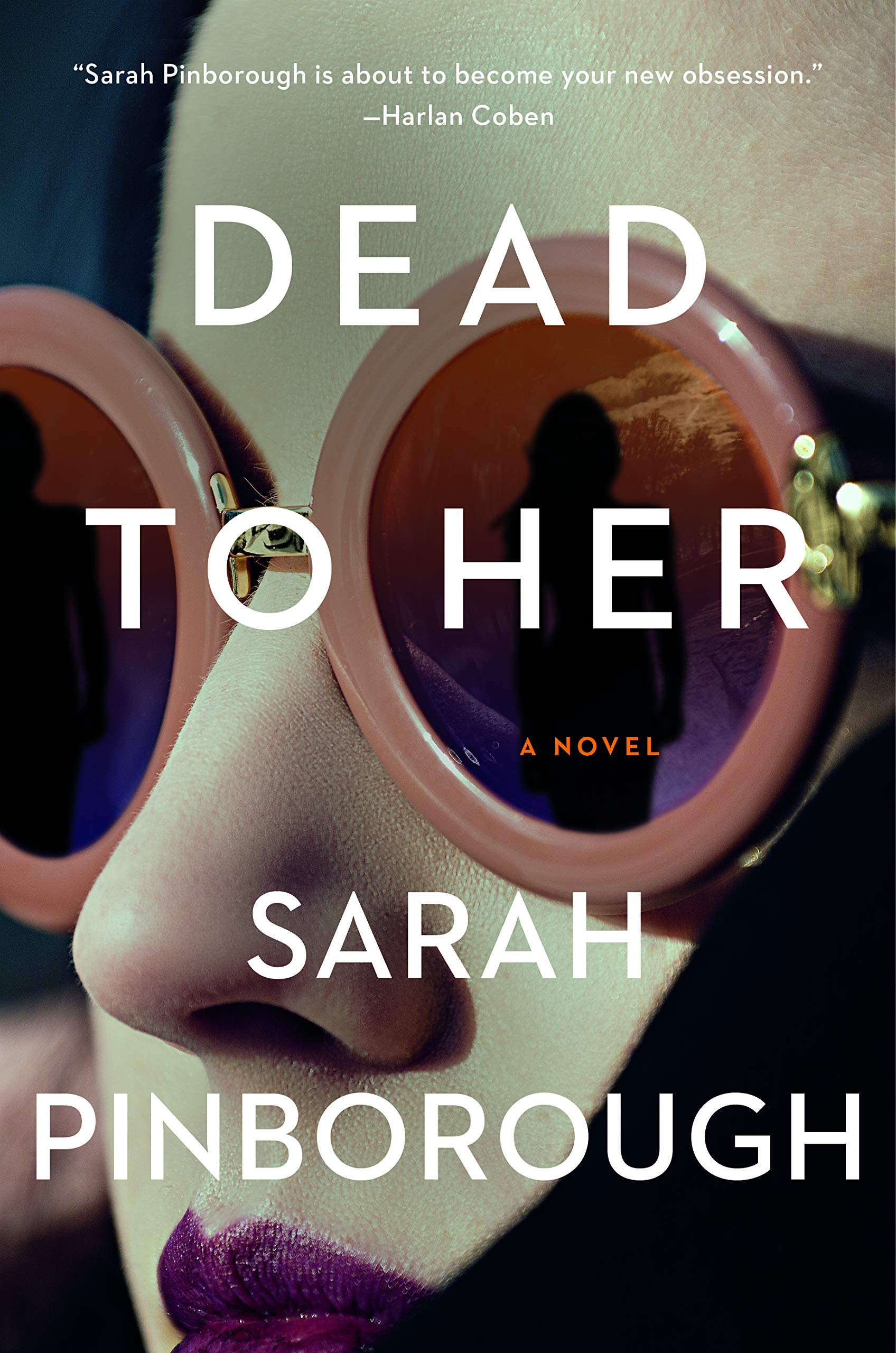 Dead to Her | Judging Books By Their Cover | TBR, etc.