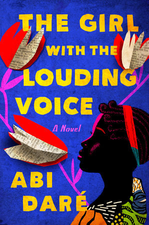 The Girl With the Louding Voice | Juding Books By Their Cover | TBR, etc.