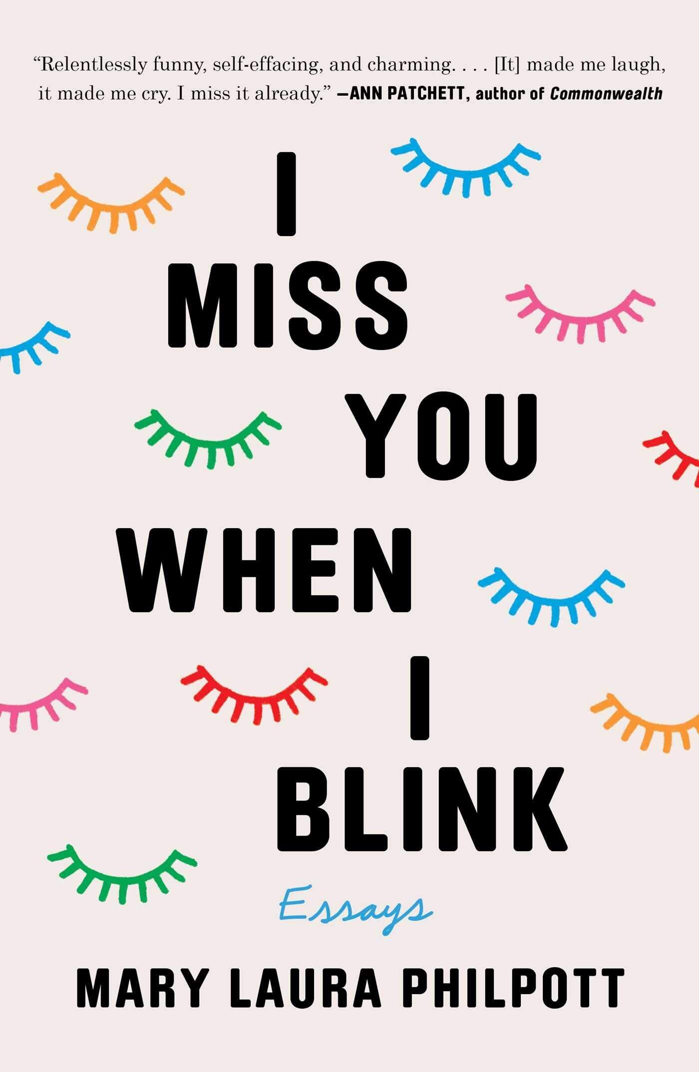 I Miss You When I Blink | TBR, etc.