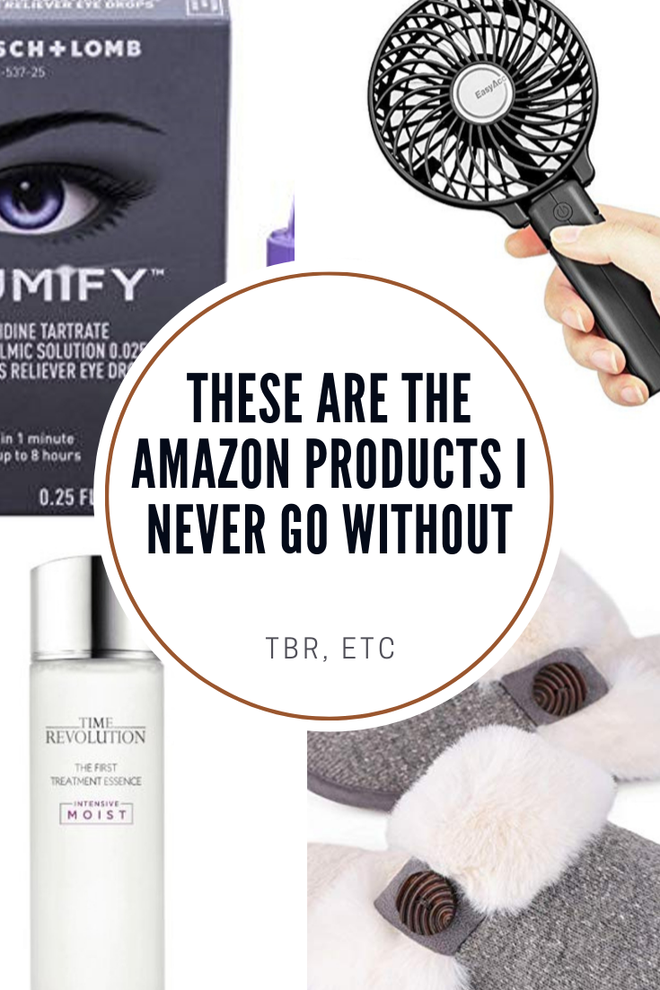 These are the Amazon Products I Never Go Without