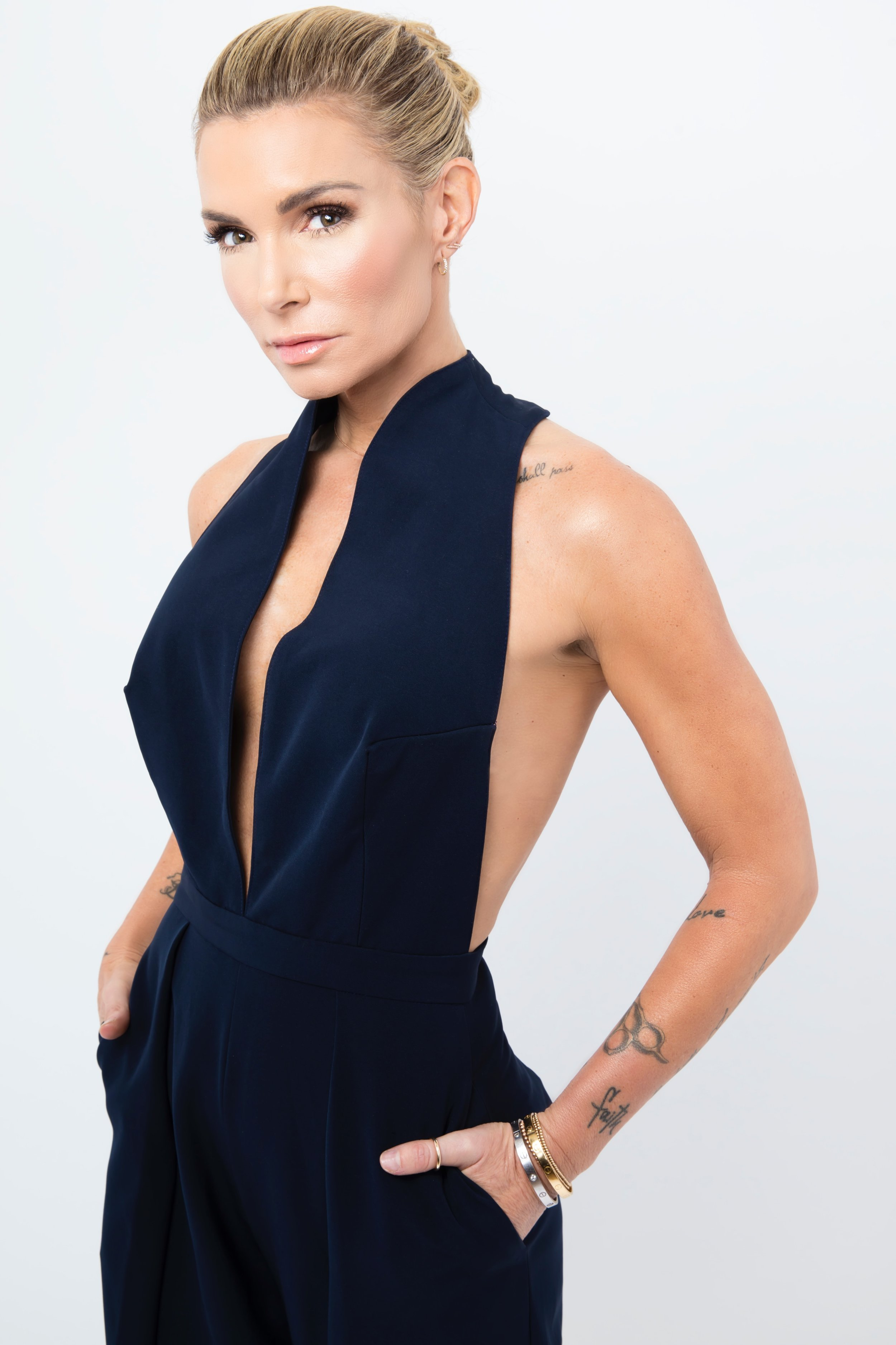 """Eden Sassoon - Founder of Beauty Gives Back, Owner of Eden Salon, and Owner of Eden Pilates""""Michelle is incredibly powerful in the most divine way. Simple and Perfect."""