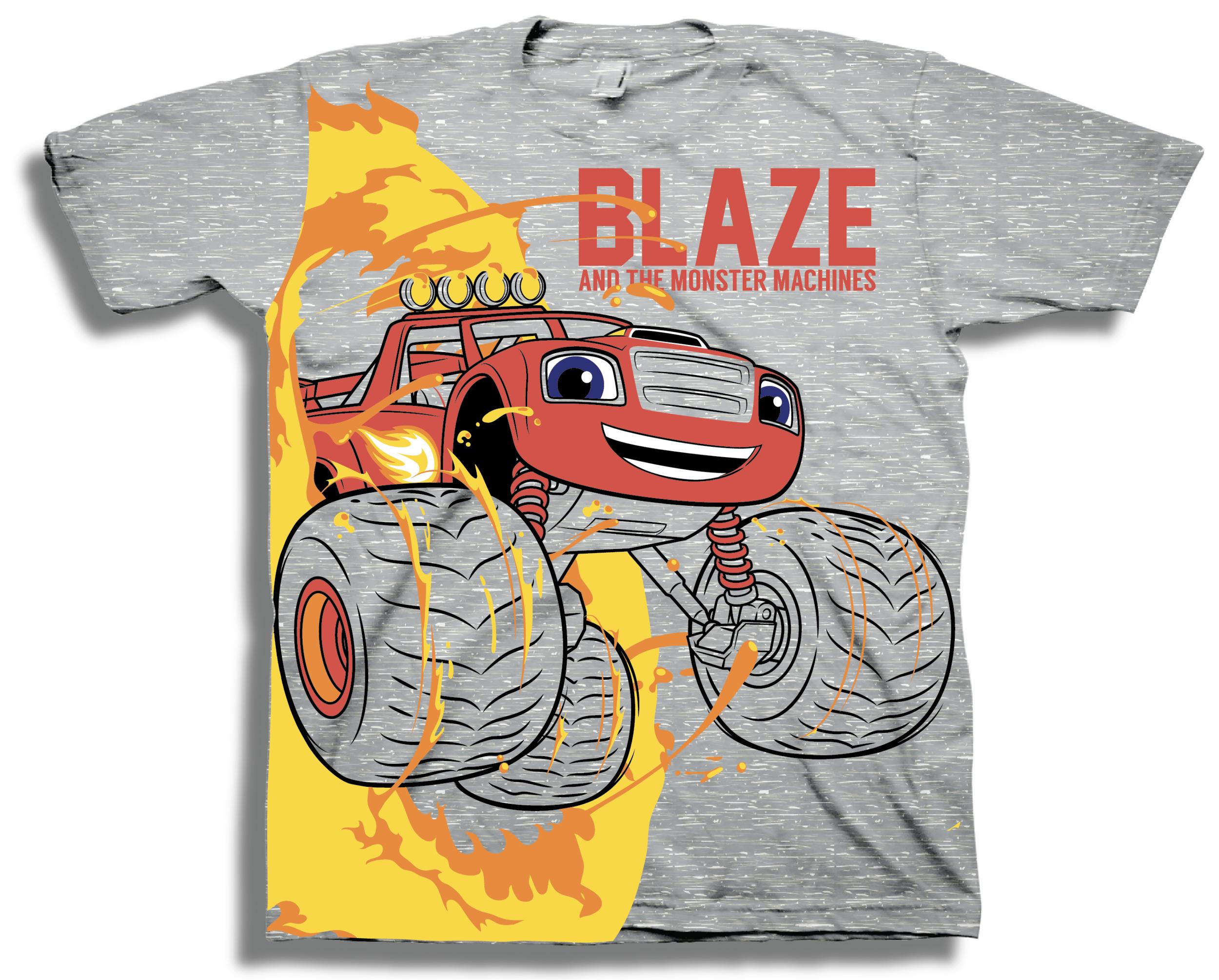 Blaze  tee