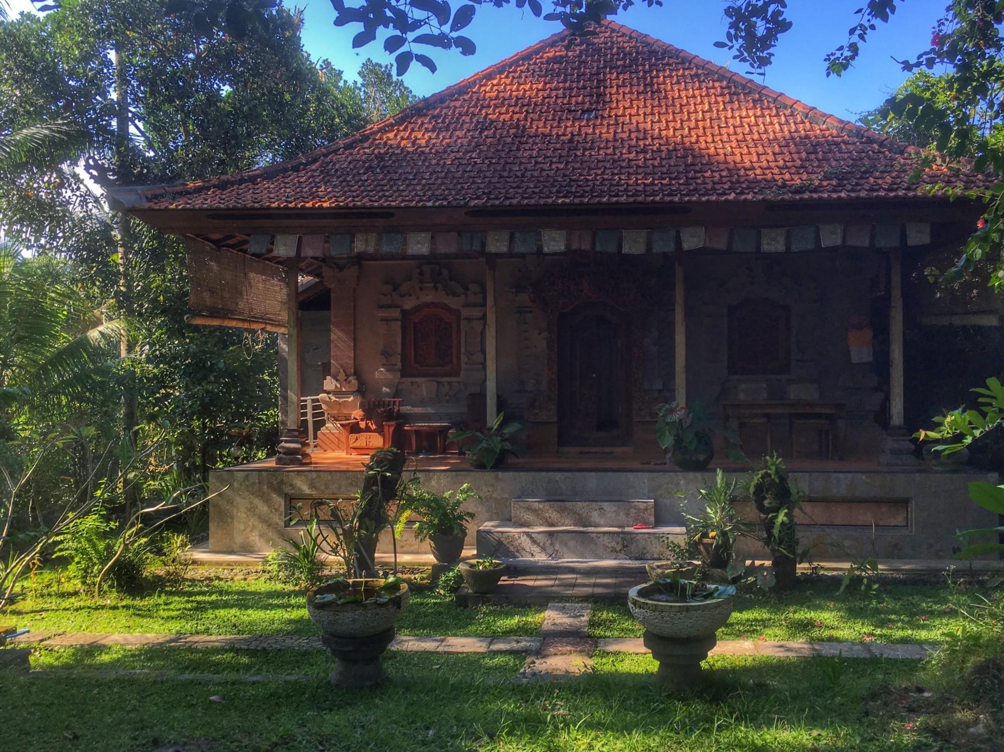Tibet Garden  Villa AirBnb. Ubud, Bali 2016.
