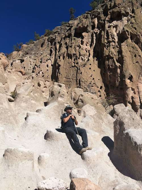 Camping at Bandelier National Monument 4.jpg