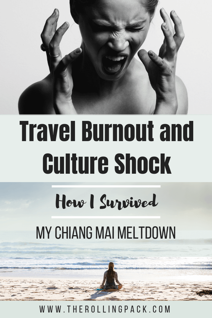 Travel Burnout and culture shock are two problems that many travelers face. Here I give you tips on how to survive travel burnout and culture shock! #traveltips #traveladvice #fulltimetravel #cultureshock