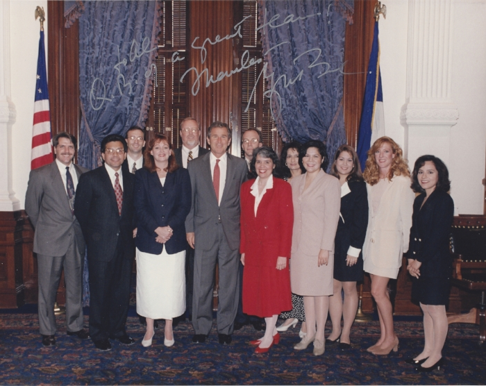 Texas Governor's Office (Counsel Office Staff)