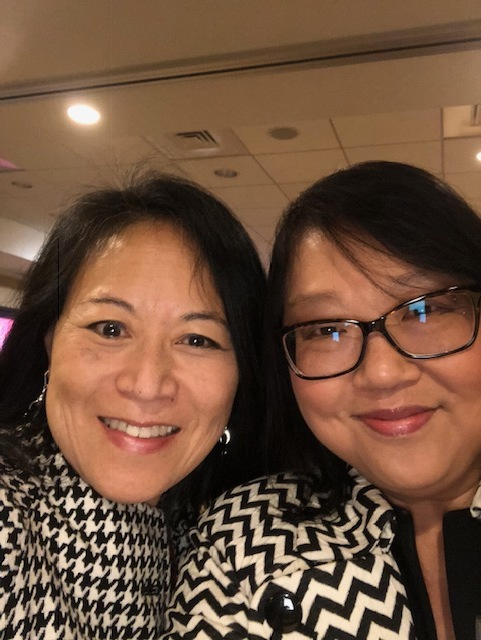 Cyndy Yu-Robinson, Executive Director NAAAP National
