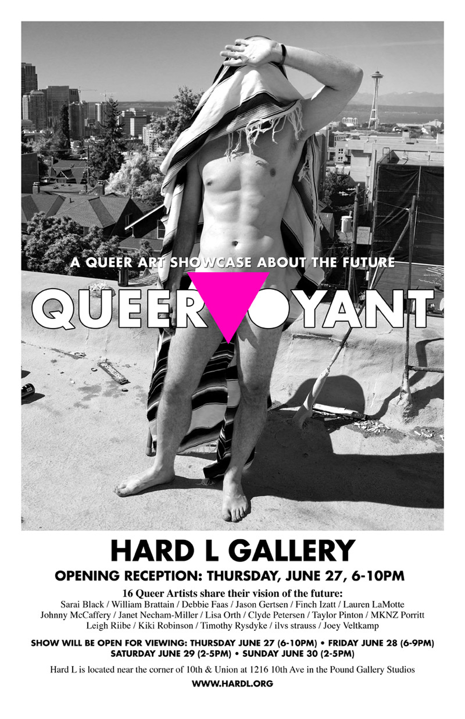 Queervoyant: A Queer Art Showcase About the Future