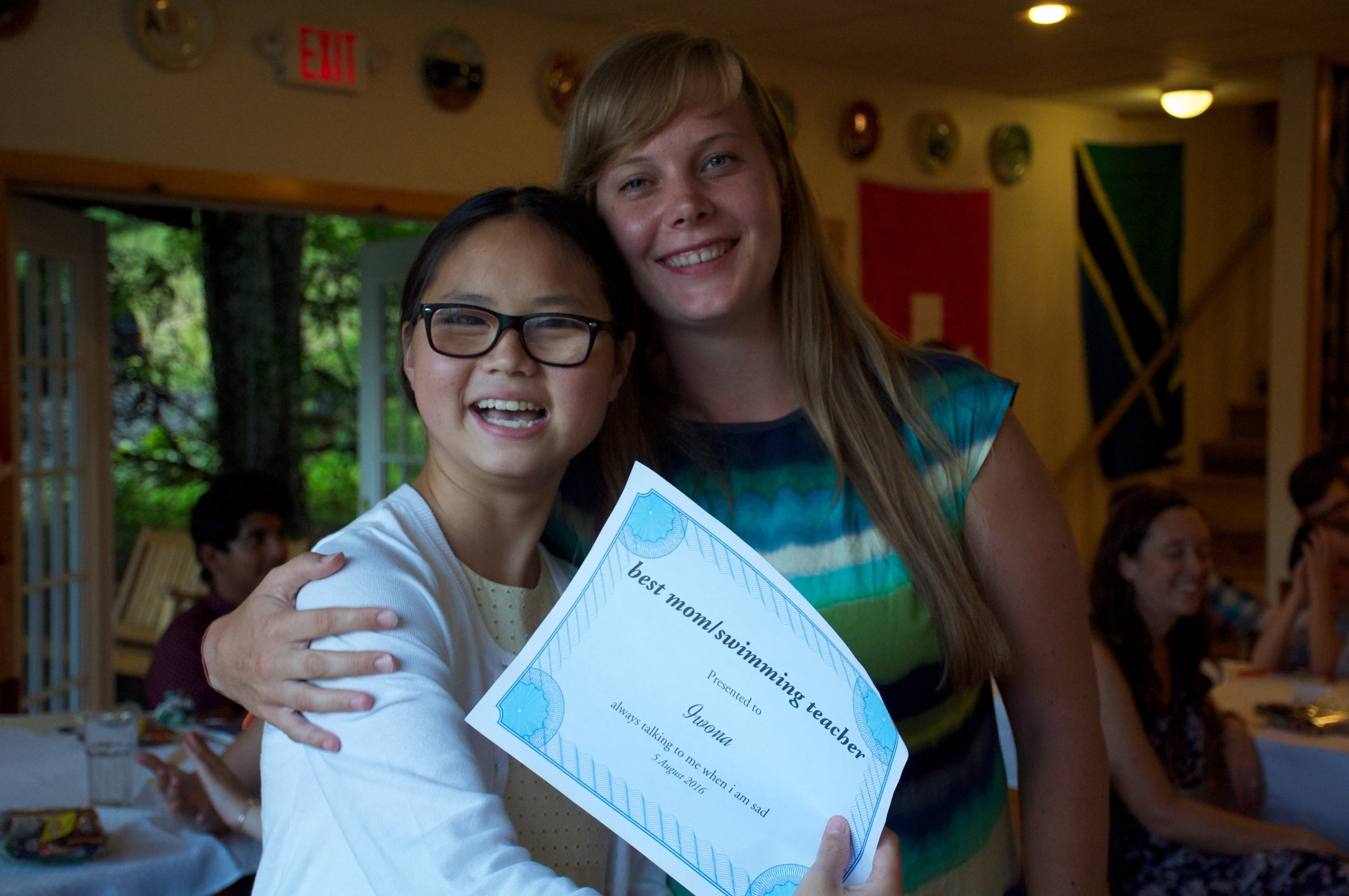 Camp Summer:  So many accomplishments to celebrate!