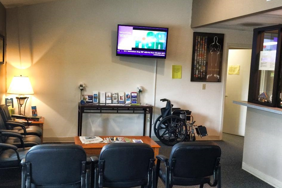 Relax in our waiting area while learning more of what Chetco Medical has to offer!